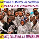 Prima le persone: i migranti, le leggi, la misericordia