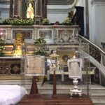 Le reliquie di S.Vincenzo de Paoli